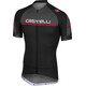 Castelli Distanza FZ Jersey Men black